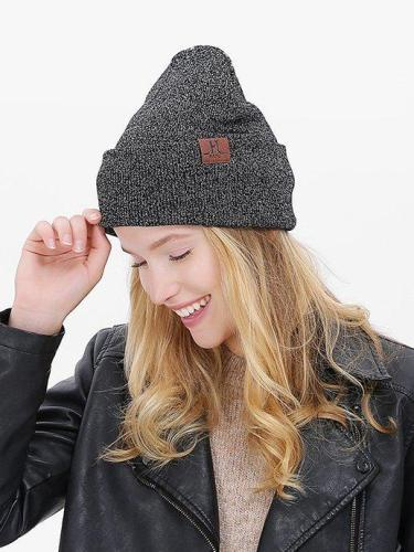 Sweet Casual Knitted Hat