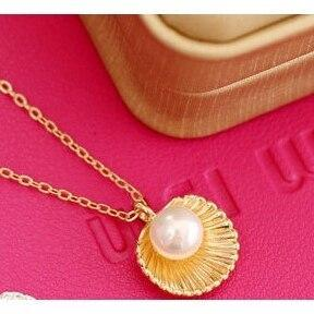 Fashion Necklace for Women Star Moon Pentacle Necklace Long Necklaces