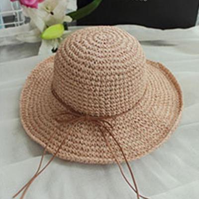 Big Eaves Female Summer Beach Hat Travel Sun Hat