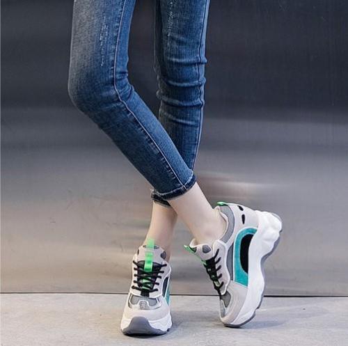 Casual Shoes Platform Flats