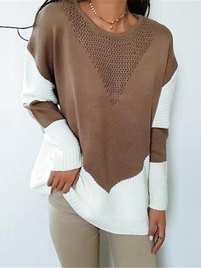 Beautyful Warm Long Sleeve Knitted Sweaters