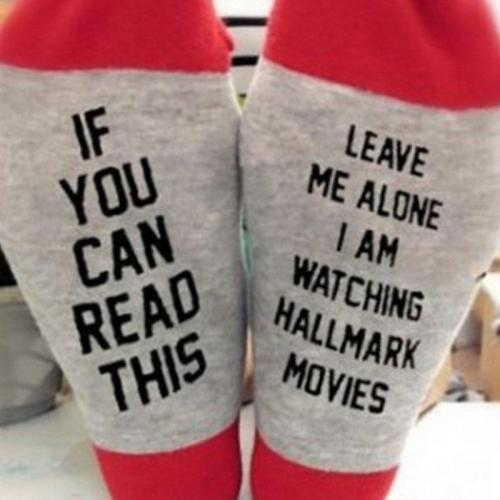 Christmas Casual Cotton Tube Socks