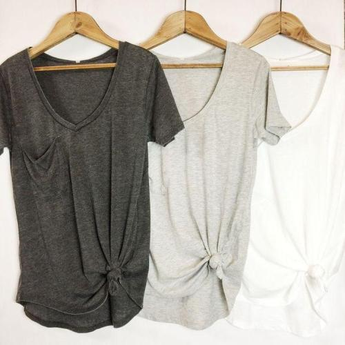 Casual Short Sleeve Shirts & Tops