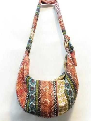 Handmade Hobo Woven Everyday Bag  Shoulder Handbags