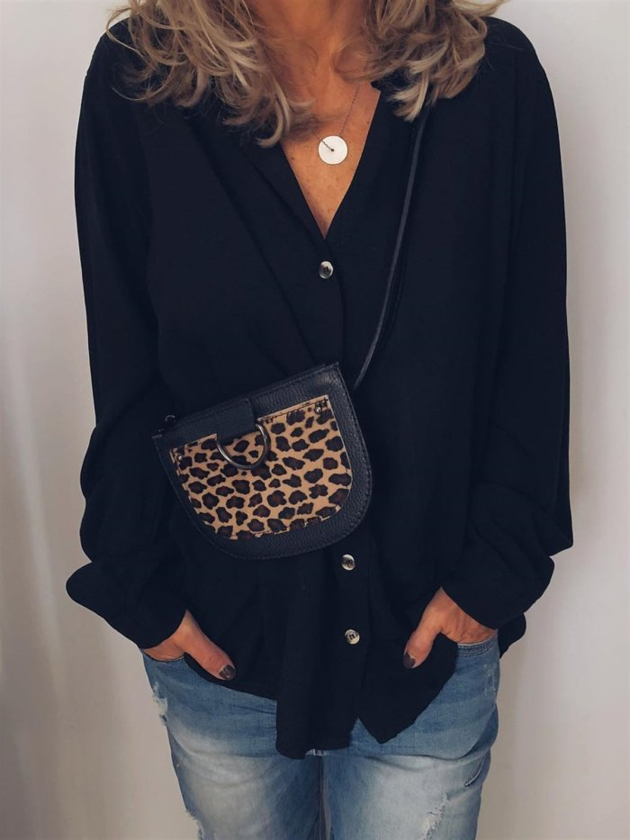 Plus size Knitted Tops
