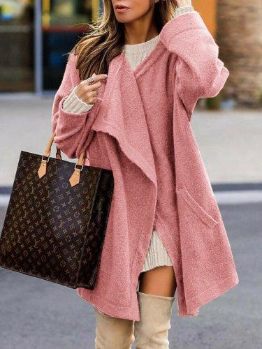 Cotton Elegant Paneled Quilted Coat