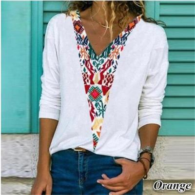 2020 Cotton Tees Tops Plus Sizes Big Large Sexy Befree Shirts Loose Casual Blouse