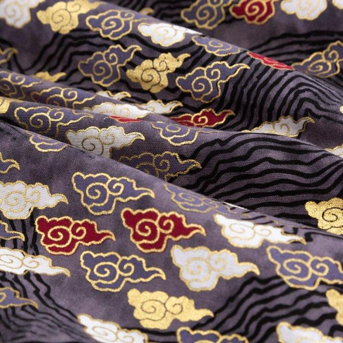 Kimono quilting cotton fabric  Gorgeous printed fabric for diy home textile Or clothes