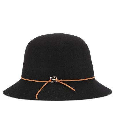 Hat Women's Autumn Winter Wool New Korean Fashion Cold Proof Warm Woolen Hat
