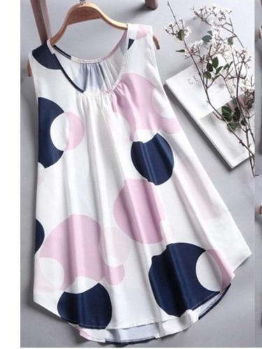 Polka Dots Cross T-Shirts