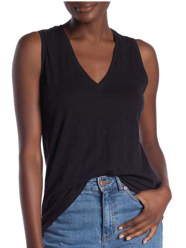 Solid Sleeveless Shirts & Tops