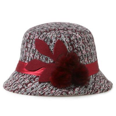 Women's Hat New Woolen Hat