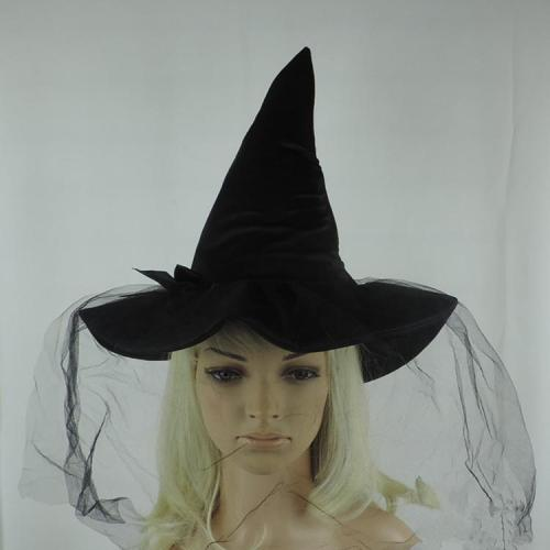 Witch Hat bow Witch Hat Halloween hat knitting