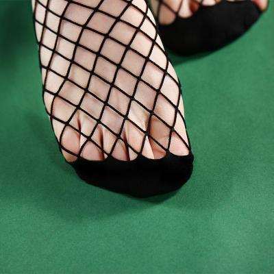 Fashion Fishnet Socks Sex Lace Hollow Out Large Mesh Stocking