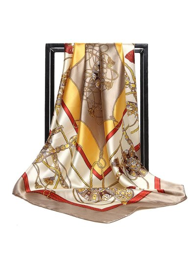 Casual Abstract Scarves & Shawls