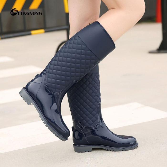 Hiking Winter Pvc Rain Boots