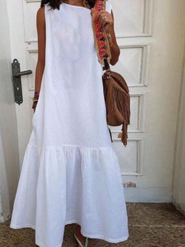 Women Casual Maxi Dresses