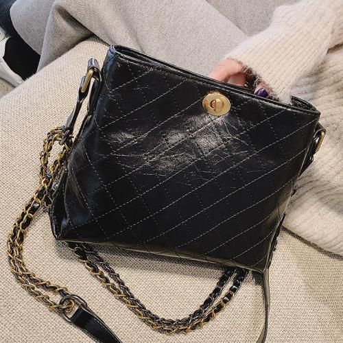 Chain Square Bag Shoulder Messenger Bag