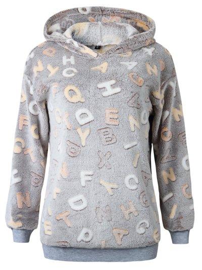 Fleece Sherpa Coat Fuzzy Cashmere Wool Teddy Bear Hoodies