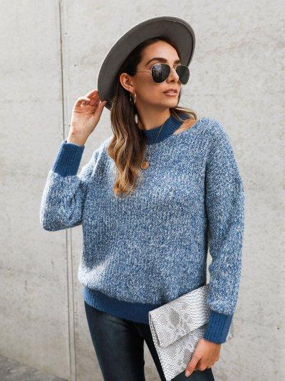 Sweet Shift Cotton-Blend Shirts & Tops