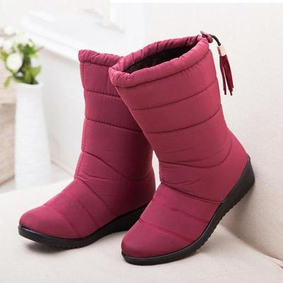 New Winter Women Ankle Boots