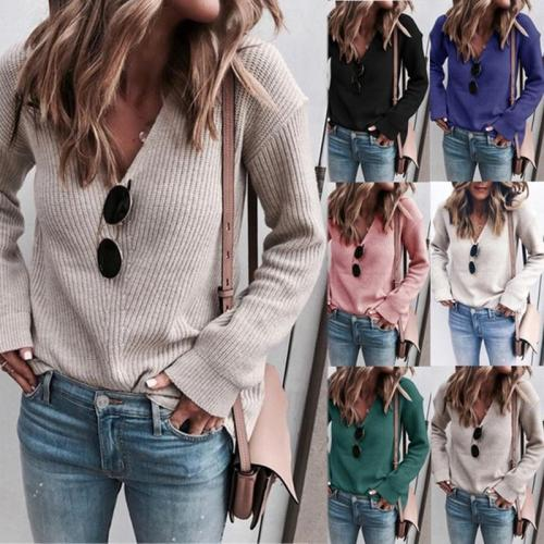 Women's Sweaters for Autumn and Winter Oversized Sweater Plus Size Sweater Women Sweaters Pullover Women Knitted Sweater