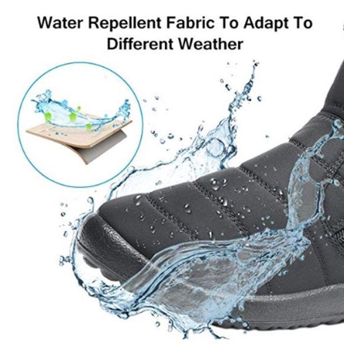 Women Outdoor Anti-Slip Walking Snow Boots