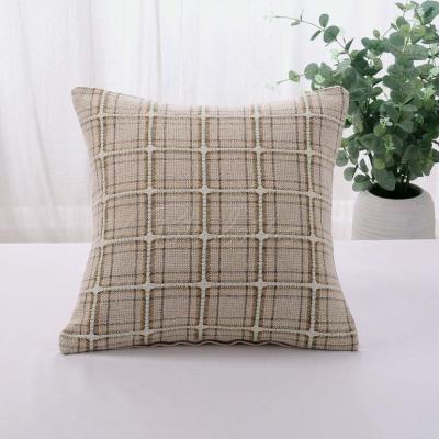 Plaid Printed Pillowcase
