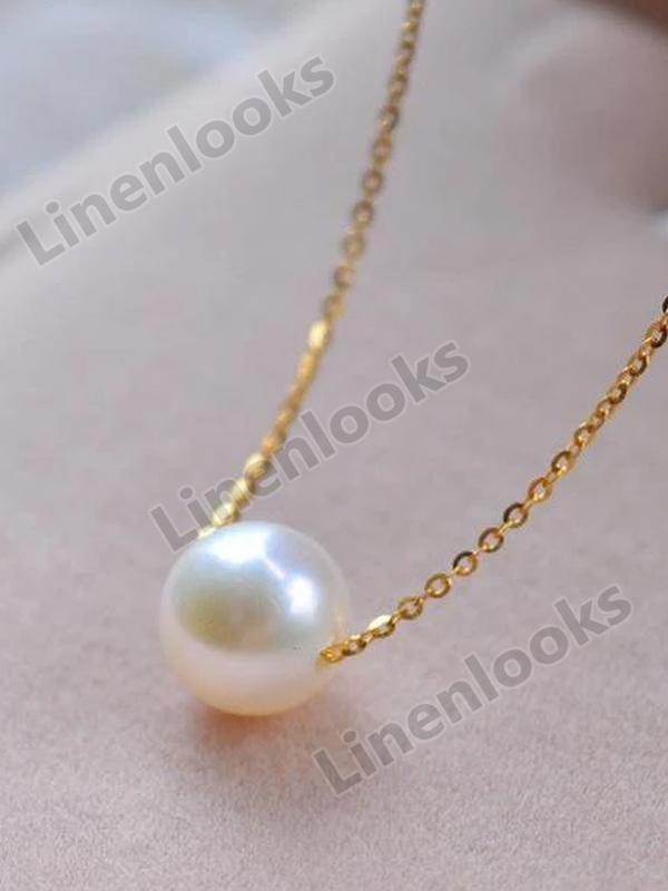 New Simple Fashion Pearl Jewelry Choker Necklace