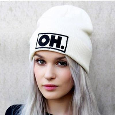 Fashion Women Casual  Knitted Hat