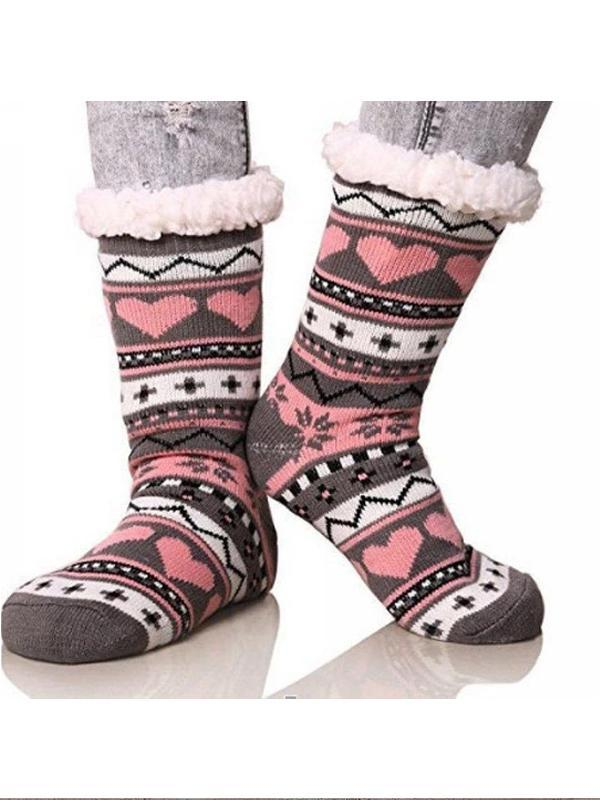 Christmas Casual Warm Winter Socks