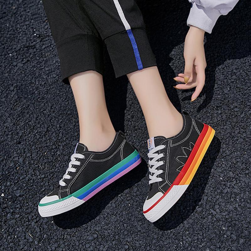 Fashion Casual Korean Style Mixed Color