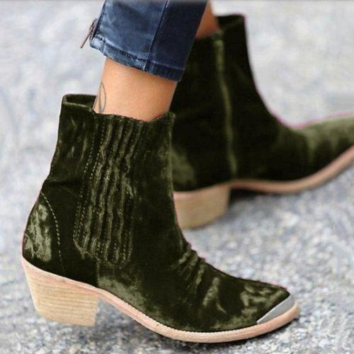 Men Low (<3Cm) Low Heel Boots