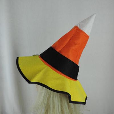 Candy Color Witch Hat Bow Witch Hat Halloween Spell Hat