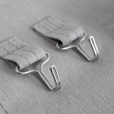 Cotton Linen Hanging Storage Bag 7 Pockets Wall Hanging Organizer