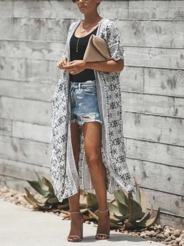 Sex Bikini Sun-Protective Beach Cardigan