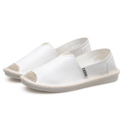Women Comfortable PU Slip On Loafers