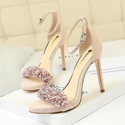 Women High Heels Sandals Open Toe Heels Platform Shoes