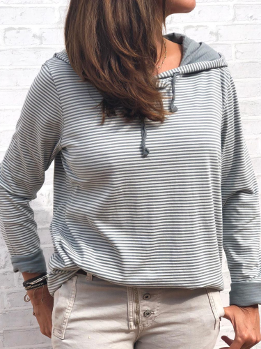 Plus size Casual Hoodie