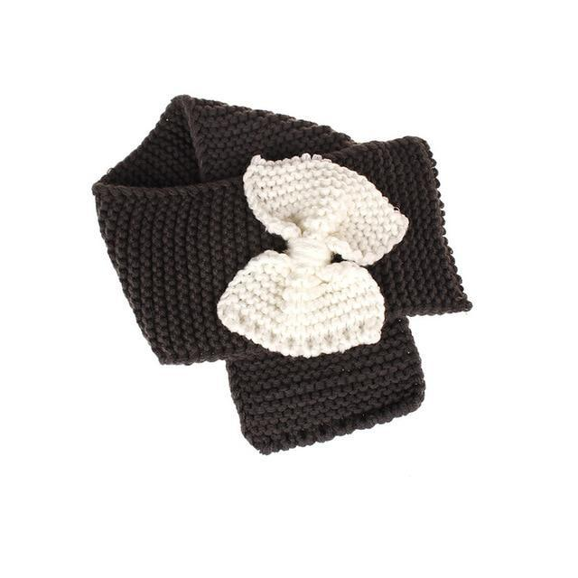 Autumn Winter Warm Scarf Boy Girls Snood Shawl Ring Neck Wraps Scarves