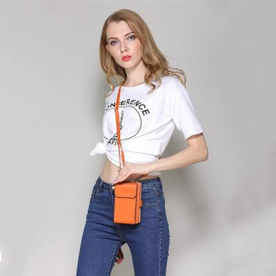Women Large Capacity Multi-Function Phone Bag Long Wallet Clutch Bag