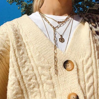 Womens Loose Sweater Short Sweater