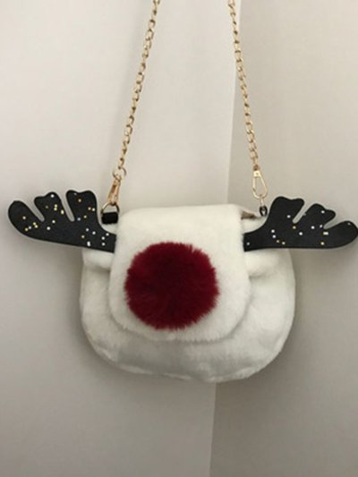 Christmas Cute Magnetic Crossbody Bags