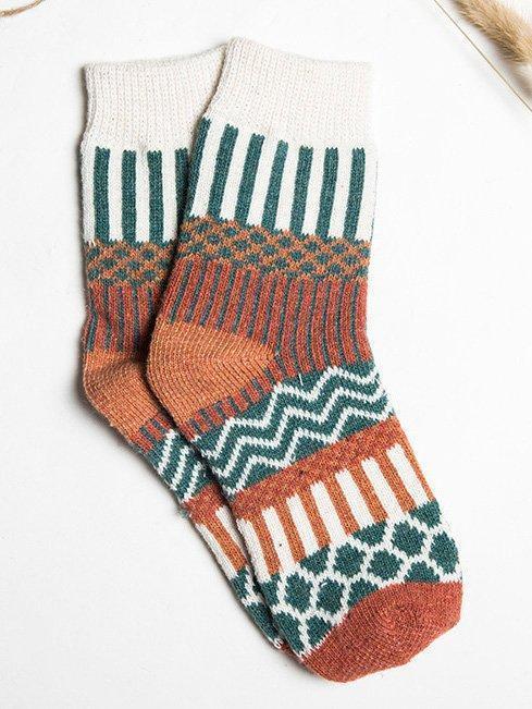 Women's casual socks
