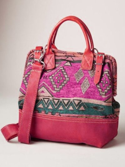 Boho Casual Shoulder Bag