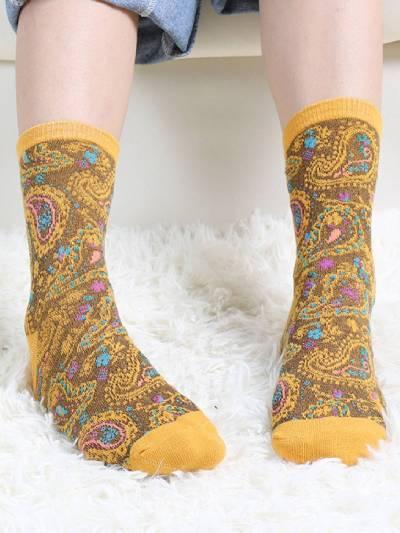 Color-Block Underwear & Socks