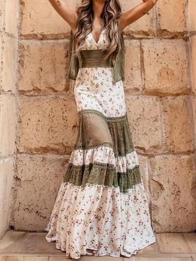 Casual Sleeveless Dresses