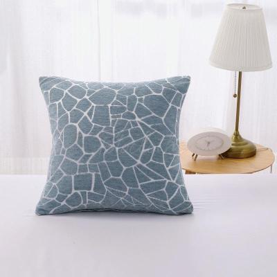 Stone Pattern Printed Pillowcase