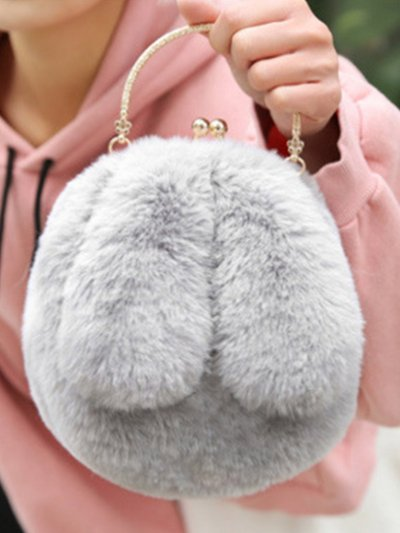 Kiss Lock Crossbody Bags