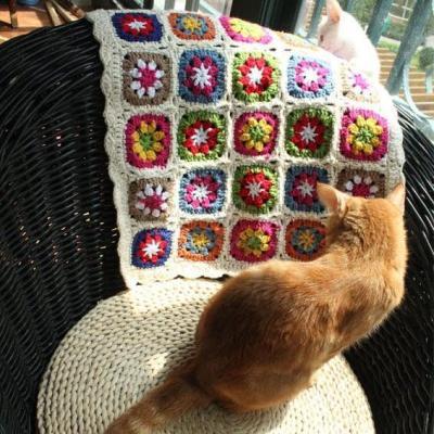 Crochet Lace Multi-purpose Woven Mat